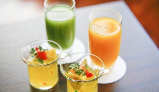 野菜ジュースは体に悪いです『栄養や効果なんてありません』