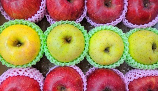 りんご1つで医者いらずと言われるりんごの栄養や効能